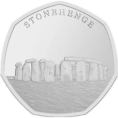 Stonehenge Like Kew Gardens For 50p Collectors Rare Souvenir Hunt Collectable