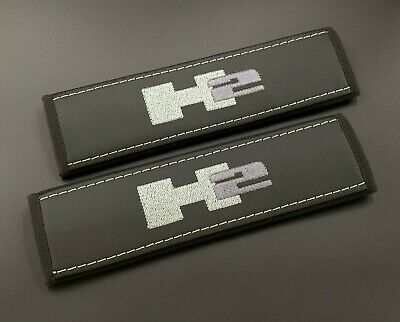 Hummer H2 Seat belt covers pads 2PCS