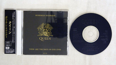 Queen Bohemian Rhapsody Emi Obi Japan Cd