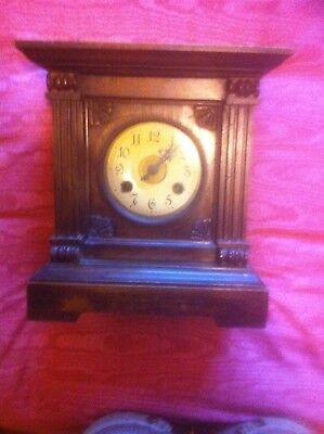 "Antique ""American"" Clock. for restoration."
