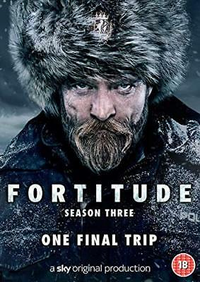 Fortitude: Season 3  with Richard Dormer New (DVD  2019)