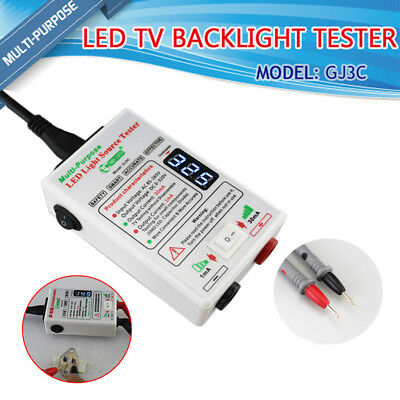Rivelatore multiuso di SID GJ3C TV LED Light Backlight Current Tester Meter