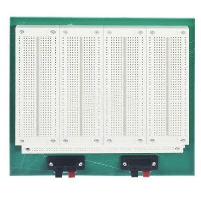2X(4 In 1 700 Position Point SYB-500 Tiepoint PCB Solderless Bread Board Brea R1