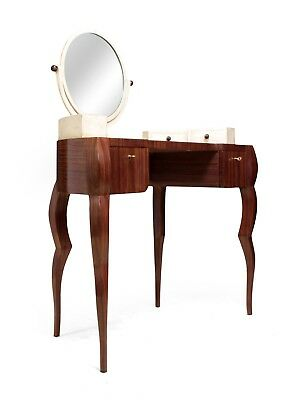 Dressing Table in Macassar ebony and Shagreen (901)