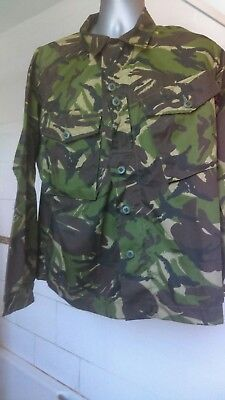 Genuine ex British Army DPM combat jacket and trousers M
