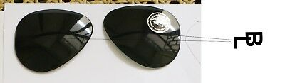 Ray Ban B&L Vintage aviator Lens Extremely Rare New Old Stock 58 mm G15