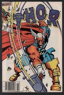 Thor #337 F/VF 7.0 Cream to Off White Pages 1st Beta Ray Bill