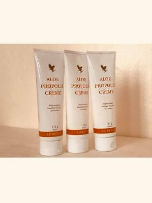 FOREVER LIVING -ALOE Vera Propolis Creme, Gelly , Heat Lotion Quality Products