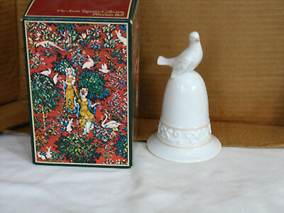 Vintage Avon Tapestry Collection Porcelain Bell