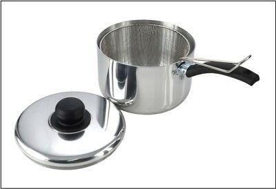 Pendeford Value Plus Collection G/E Polished Chip Pan 20cm