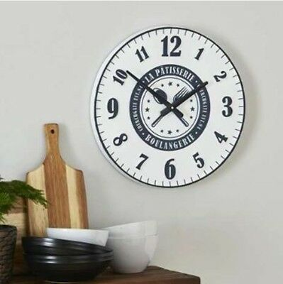 MND New Vintage Stunning Kitchen Clock Perfect Addition to Any Room in Your Home