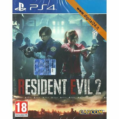 Resident Evil 2 - PlayStation 4 [ITA]