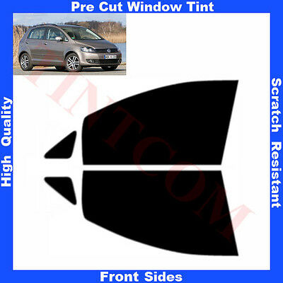 Pre Cut Window Tint VW Golf VI Plus 5 Doors 2009-2010 Front Sides Any Shade
