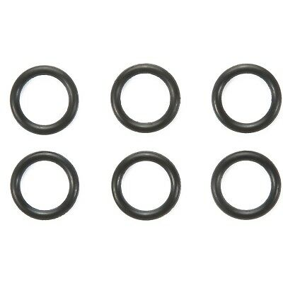 TAMIYA 94812 MINI 4WD RUBBER RINGS FOR 13-12mm DOUBLE ALUMINUM ROLLERS (6pcs)
