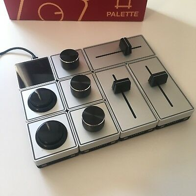 Palette Expert Kit Customizable Controller for Editing with Extra Slider