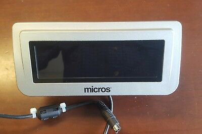 Micros WS6 Rear Customer Display (400381-001)