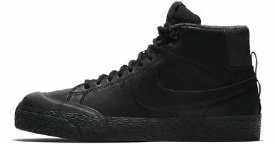 new concept 457bb 067cf NIKE SB BLAZER Zoom M XT Bota leather sneaker boot wool US Men 13 AA4100 001