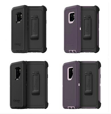 OEM Otterbox Defender Case for Samsung Galaxy S9 / S9+ Plus - With Holster - %