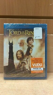 LORD OF THE Rings: The Two Towers (Blu-ray) Includes Digital Copy