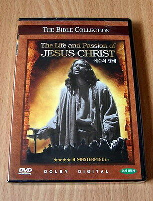 The Life and Passion of Jesus Christ NEW DVD