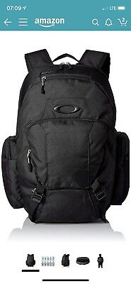 130c458a58 OAKLEY MEN S BLADE Wet Dry 30 Backpack Heather Grey One Size ...