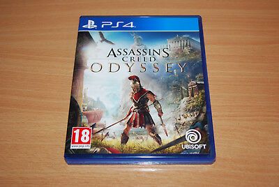Assassin's Creed Odyssey Ps4 Game. Superb Condition