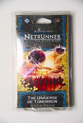 Android: Netrunner Card Game The Universe of Tomorrow Data Pack SanSan Cycle NEW