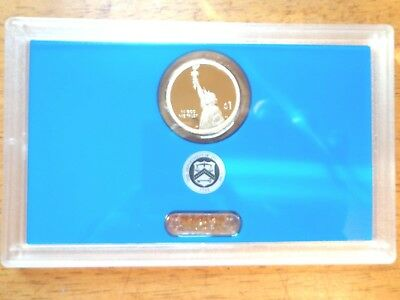 2018 S American Innovation Dollar Proof Coin W/ Box & COA IN STOCK