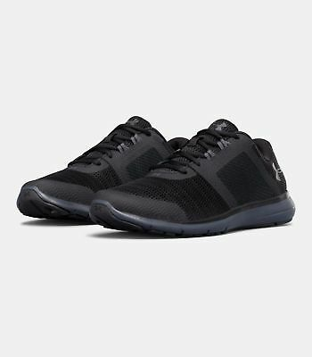 Under Armour UA Fuse FST Men's Running Training Athletic Blackout Shoes