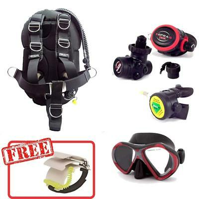 Sopras Sub Package LZ 14 BCD Regulator Balanced ICE Technical Silicone MASK OCTO