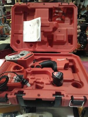Milwaukee 2470-20 M12 Li-Ion Plastic Pipe Shear (BT) New
