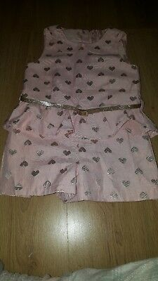Girls Jumpsuit Age 5-6