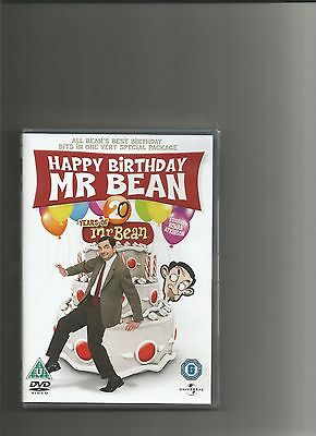happy birthday mr bean 20 years of mr bean dvd