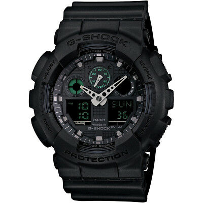 Casio 55.0mm Mens Shock, Water & Magnetic Resistant G-Shock Military Watch