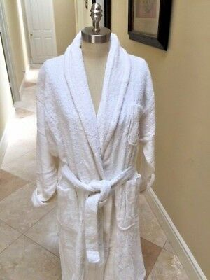 EGYPTIAN COTTON WOMENS 100% Turkish toweling loop terry Luxurious ... 44be4d0aa