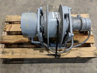 DP H17 Hydraulic Winch Tow Truck Crane Wrecker Cable Planetary BC24151