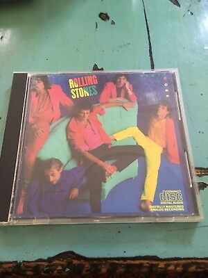 Rolling Stones Dirty Work Cd