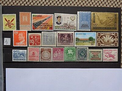 Worldwide stamps collection MNH #A7