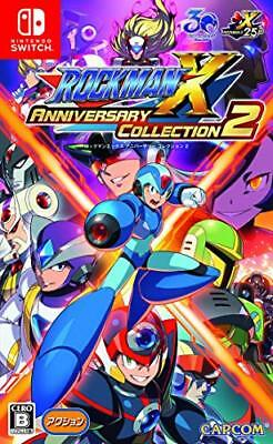 Capcom Rockman X Anniversary Collection 2 - Switch :436
