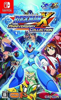 Capcom Rockman X Anniversary Collection - Switch  :561