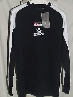 SOCCER JERSEY SHIRT TRIKOT CAMISETA LUMEZZANE LONG SLEEVE NEW TAG size XL