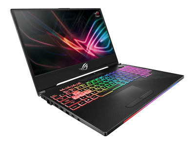 NEW Asus Strix SCAR II GL504GS-DS74 Gaming LAPTOP i7-8750H 16GB 256GB GTX1070