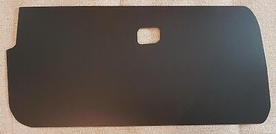 1 x BMW E36 COMPACT Lightweight Door Card Matt Black ABS Motorsport Race Rally