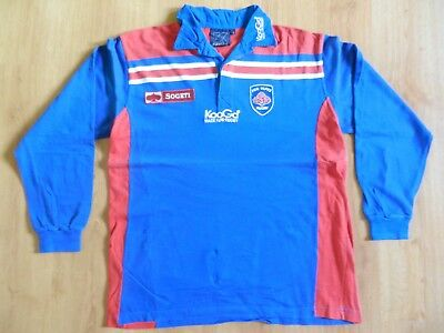 Maillot De Rugby Fc Grenoble Alpes Isere 38 Rugby Shirt