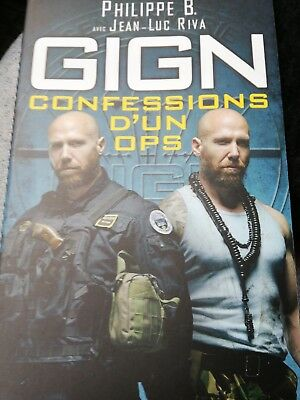 New Jan19 Gign Confession D Un Ops Phillipe B Neuf
