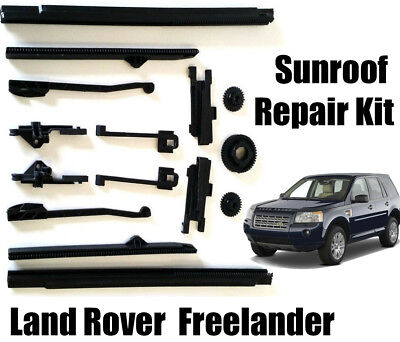 New Sunroof Repair Kit Complete Set For Land Rover Freelander L359 1998 - 2006