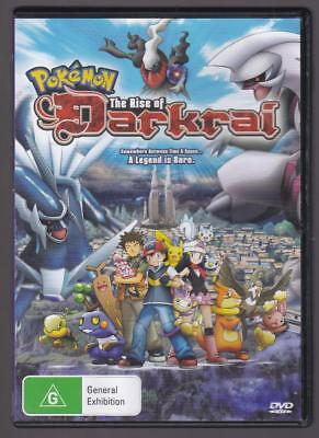 Pokemon The Rise of Darkrai - DVD,
