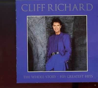 Cliff Richard / The Whole Story - His Greatest Hits - 2CD