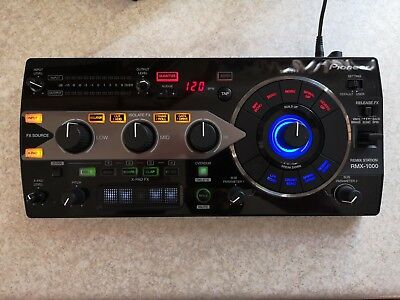 Pioneer RMX 1000 with extras