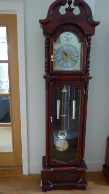 Grandfather Clock - NOT Antique. Bought New 2005 and Still Working Perfectly.